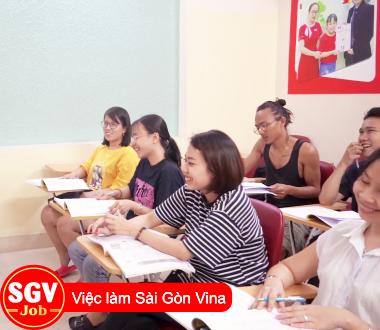 Tuyển giáo viên tiếng Hoa dạy ca tối ở Thủ Đức