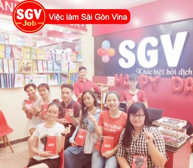 SGV, Cần sinh viên thực tập tiếng Hoa ở Hóc Môn