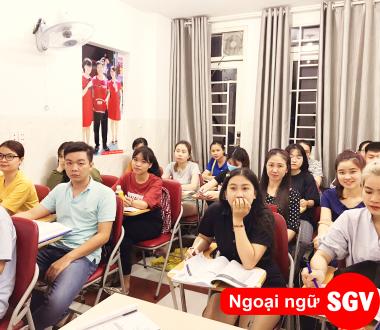 SGV, khoa hoc tieng han xuat khau lao dong cua truong sai gon vina o tphcm