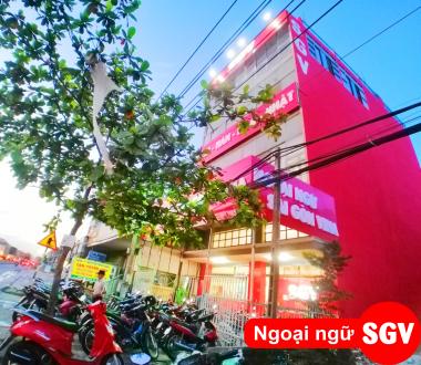 SGV, Trung tâm tiếng Trung Sài Gòn Vina Thủ Dầu Một