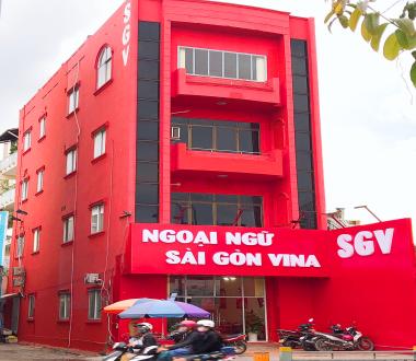SGV, Tiếng trung XKLDD tiếng Trung Sài gòn Vina Thủ Dầu Một