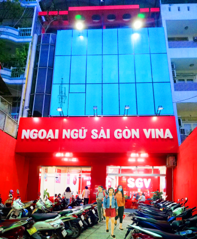 SGV, Học phí tiếng Trung Sài Gòn Vina Thủ Dầu Một