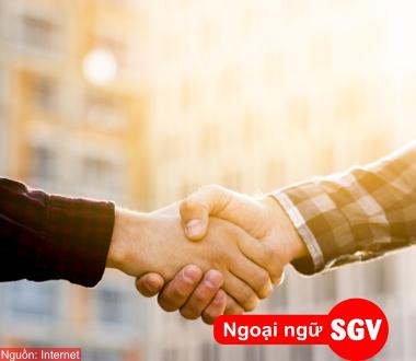 SGV, Lời chào trong tiếng Nga