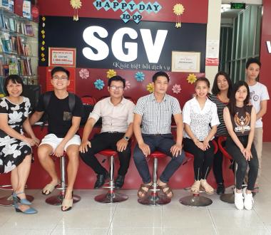 SGV, Gia sư tiếng Hàn SaiGon Vina