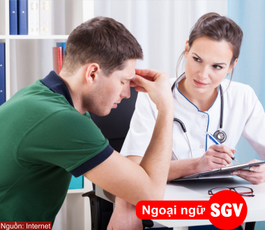 SGV, Cách sử dụng thành ngữ tерять потерять голову