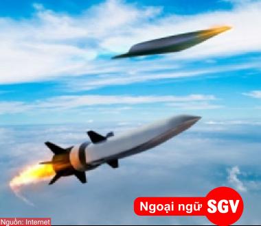 SGV, Phân loại tên lửa trong tiếng Hoa