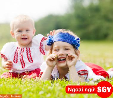 SGV,  Cách 6 trong tiếng Nga