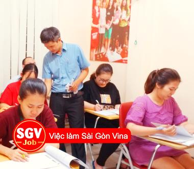 SGV, Việc làm cho giáo viên dạy ngôn ngữ ở Bình Dương