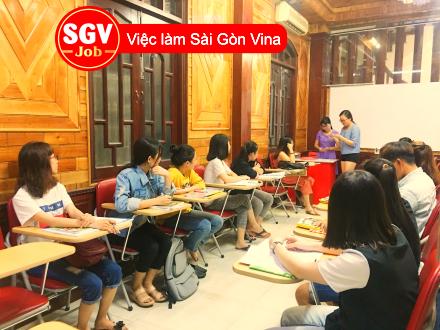 SGV, Việc làm cho giáo viên tiếng Đức ở Tp HCM