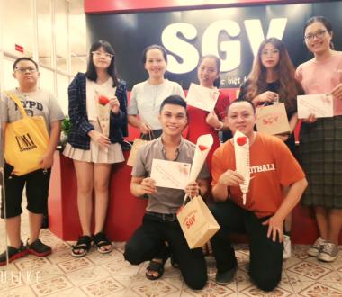 SGV, Trung tâm tiếng Trung Sài Gòn Vina Đà Nẵng