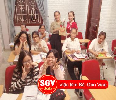 SGV, Nơi nhận thực tập nhiều chuyên ngành ở Tp HCM