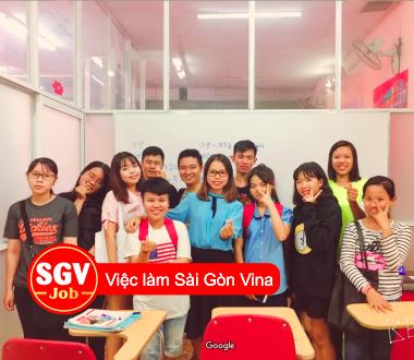 SGV, Nhận thực tập sinh ở quận Phú Nhuận, Gò Vấp