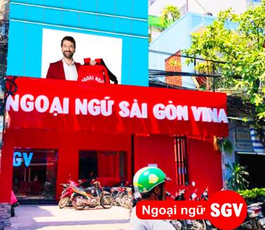 SGV, Trung tâm tiếng Trung quận 10