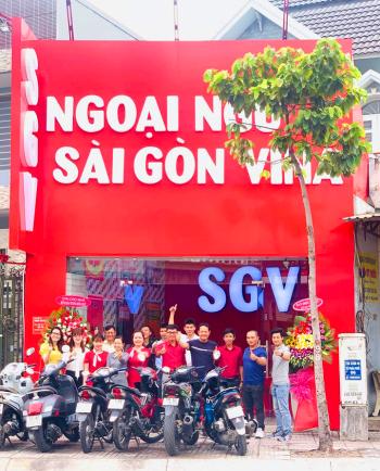 SGV, Trung tâm tiếng trung Củ chi