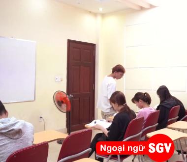 SGV, day tieng viet cho nguoi nuoc ngoai o phu nhuan