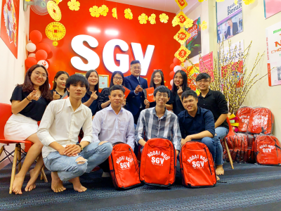 học tiếng Trung ở SGV Tân Bình, Tp. HCM