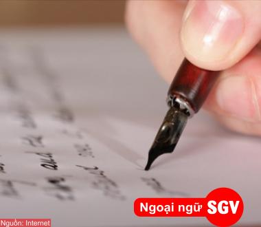SGV, thi tuong lai trong tieng nga