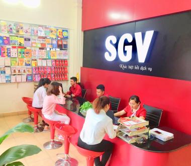 SGV, Học tiếng Anh giao tiếp tại SGV Nhà Bè