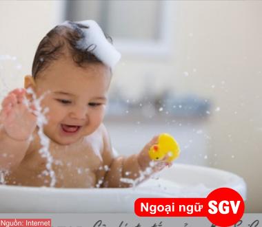 SGV, dong tu phan than trong tieng Nga