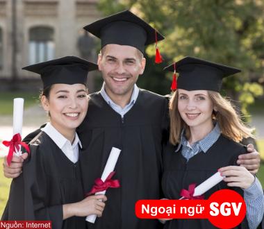 SGV, Việc làm cho người đã tốt nghiệp đại học ở tphcm
