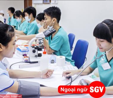SGV, từ vựng tiếng Hàn khi phomgr vấn (phần 1)