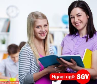 SGV, Cơ hội việc làm cho người biết tiếng Anh, Hàn, Hoa, Nhật ở Vũng Tàu