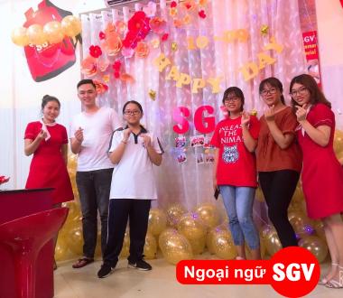 SGV, Luyện thi Ielts quận Bình Thạnh
