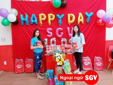 SGV, Luyện thi Toeic quận Bình Thạnh