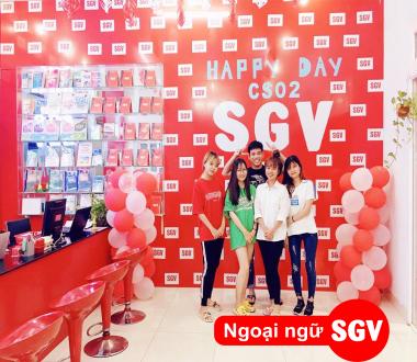 SGV, Luyện thi Toefl iBT quận Bình Thạnh
