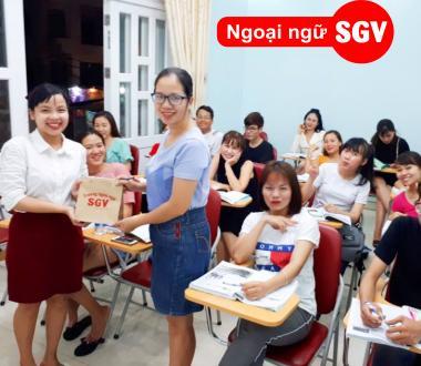 SGV, luyen thi toeic o binh duong
