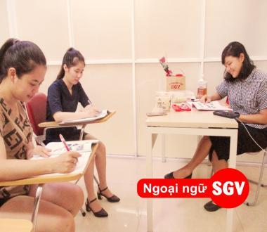 SGV, dạy tiếng Việt cho người Indonesia