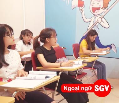 Sài Gòn Vina, Tiếng Nhật cho người đi làm