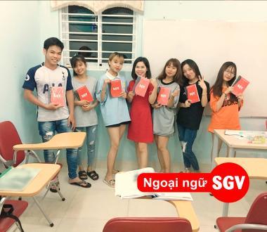 SGV, Gia sư tiếng Nhật cấp tốc