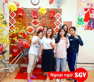 SGV, Gia sư tiếng Hàn cấp tốc