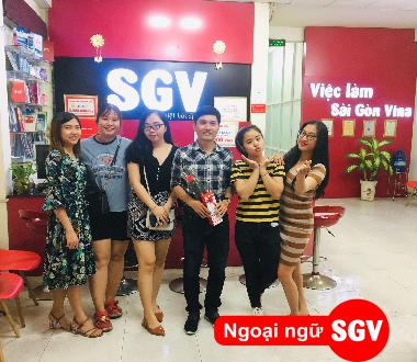 SGV, Dạy kèm tiếng Pháp TP. HCM