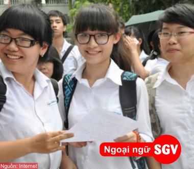 SGV, Cách dùng khác của at in on