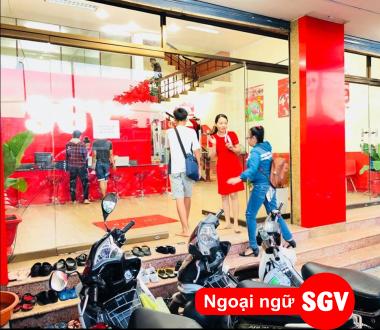 SGV, Học tiếng Bồ Đào Nha ở Sài Gòn Vina
