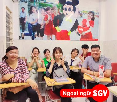SGV, Khai giảng khóa học tiếng Nga tại trung tâm Sài Gòn Vina