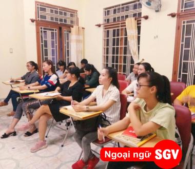SGV, Gia sư tiếng Indonesia