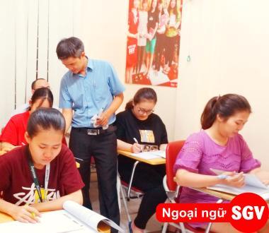 SGV, Giáo viên dạy kèm tiếng Anh tại Biên Hòa, Đồng Nai