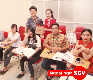 SGV, Gia sư tiếng Khmer SaiGon Vina