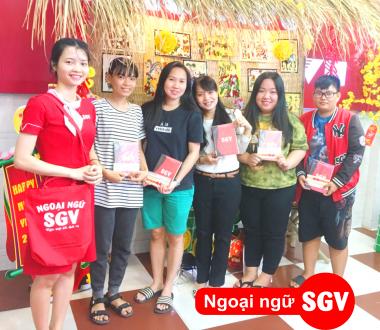 SGV, Gia sư tiếng Hoa TP. HCM