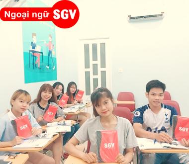 SGV, Dạy kèm tiếng Hàn cấp tốc