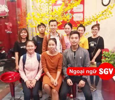 SGV, Dạy kèm tiếng Hàn ở TPHCM