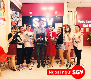 SGV, Gia sư tiếng Quảng Đông SaiGon Vina