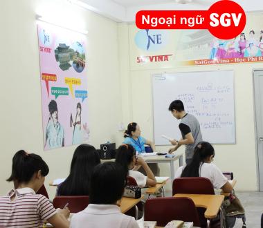 SGV, Gia sư tiếng Nhật tại nhà