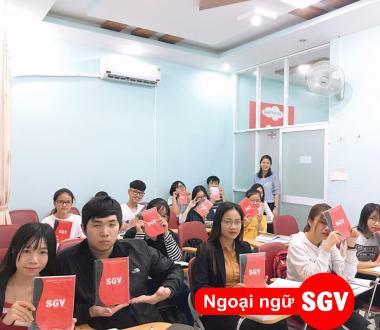 Sài Gòn Vina, Nơi học tiếng Hàn tốt nhất quận 7