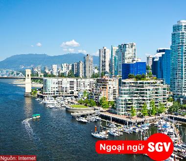 SGV, điều kiện du học Canada