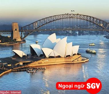 SGV, điều kiện du học Úc