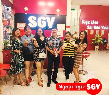 SGV, Học tiếng Hàn ở đâu tốt nhất TPHCM